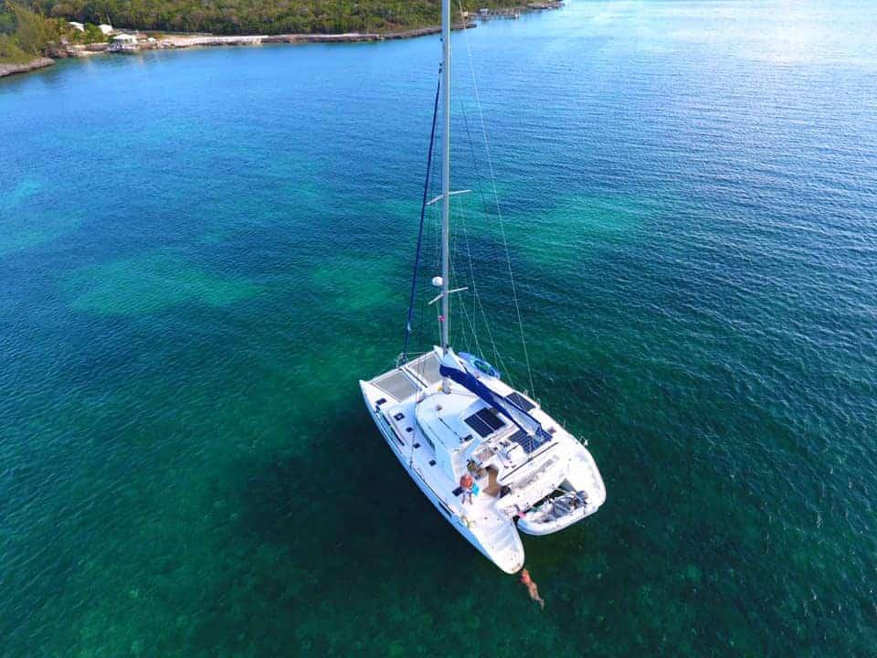 cat india lagoon 440 catamaran buyer testimonial david knight