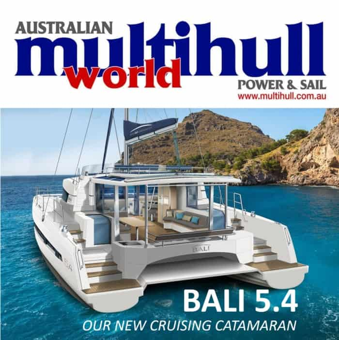 multihull world australia cat guru bali 54 article