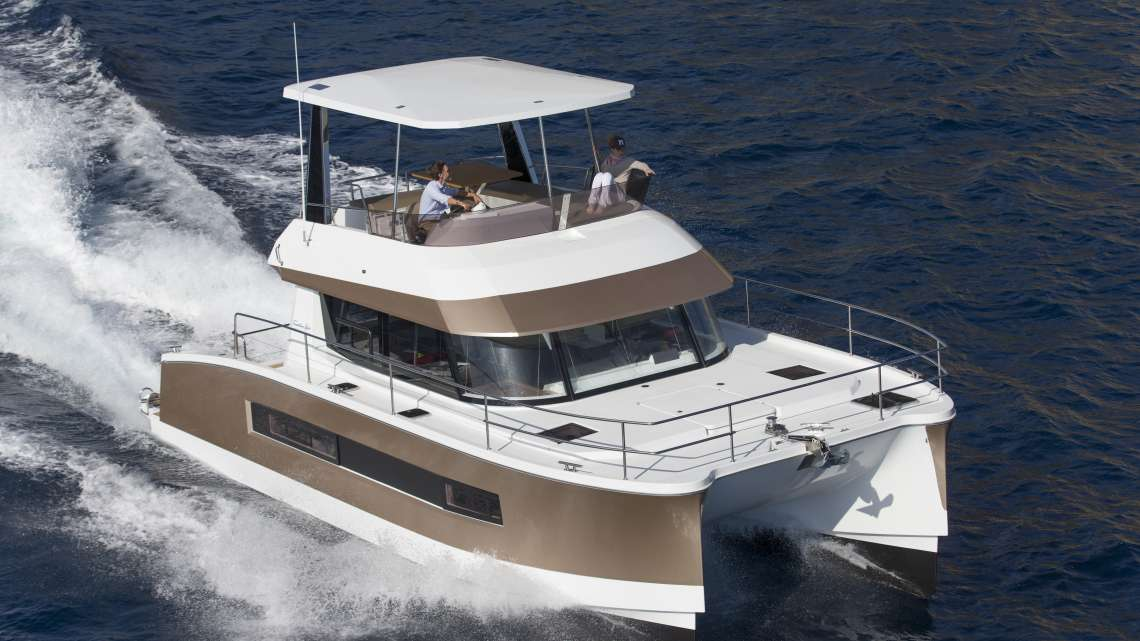 fountaine pajot motor yacht 37 catamaran for sale