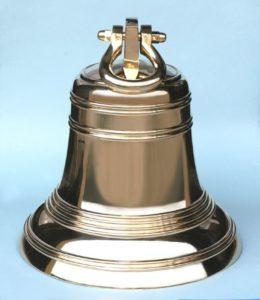 ships bell denaming ceremony