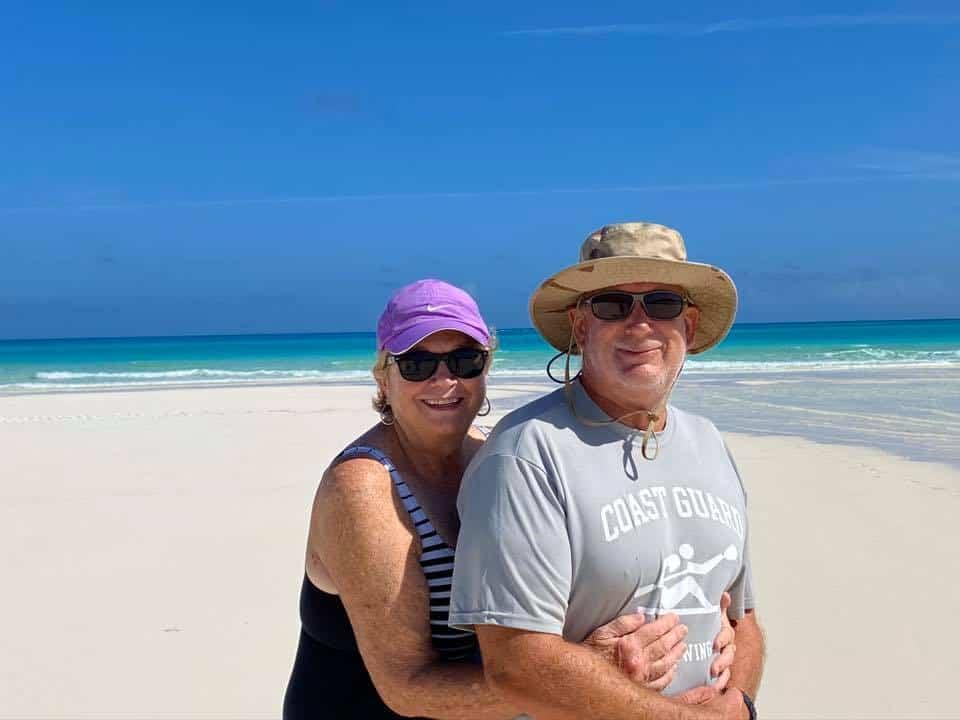 Peggy & Dave Catamaran Guru