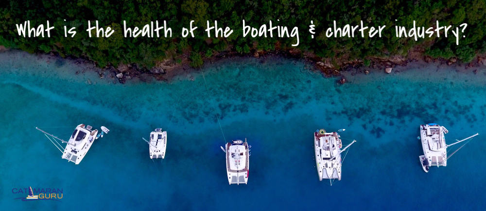 Health of yacht Industry