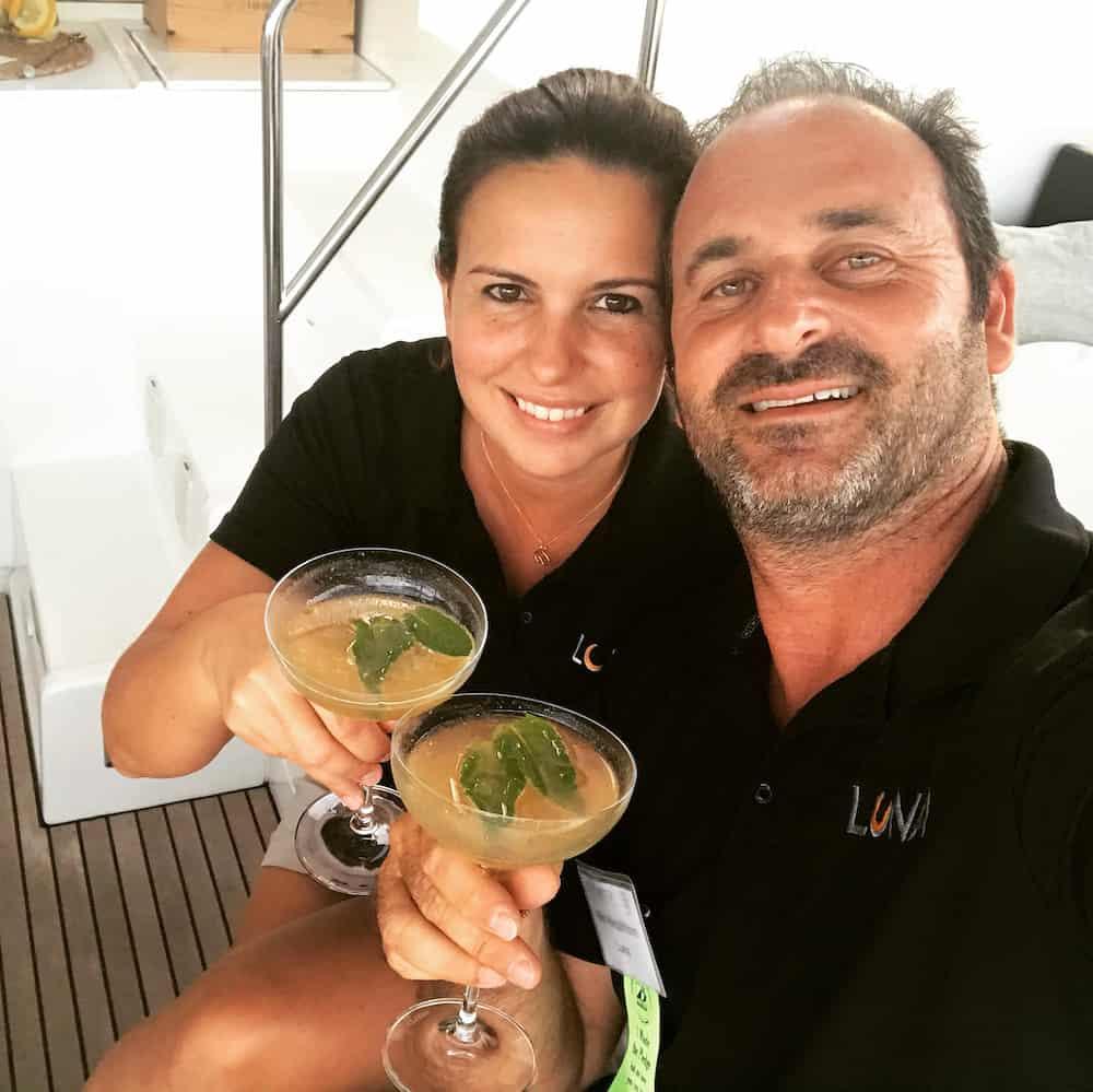 Crew yacht awards