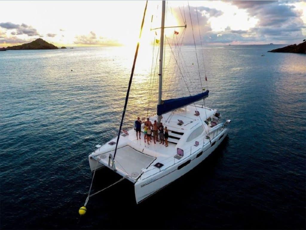 2010 leopard 4600 catamaran for sale