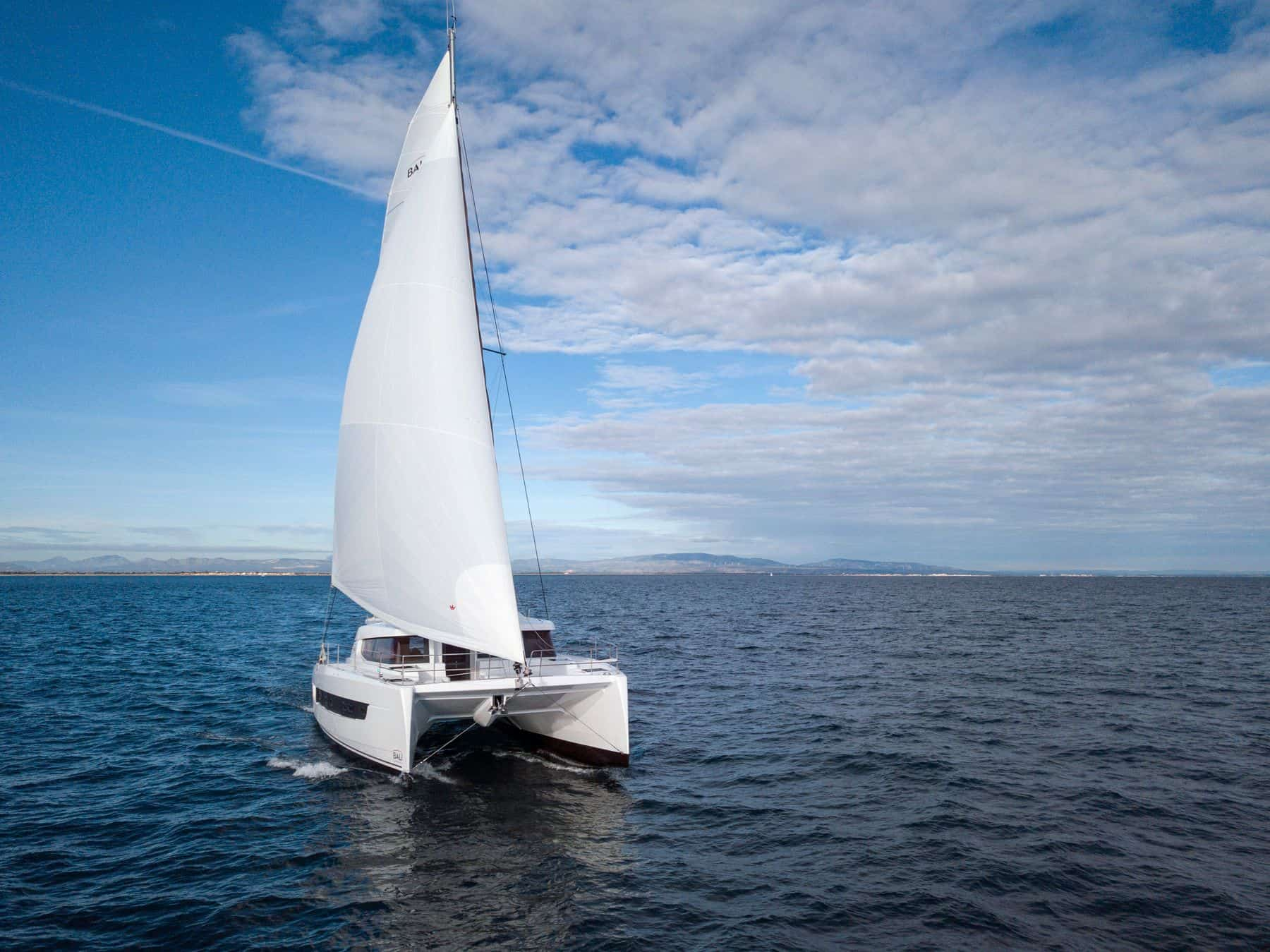 bali 4.8 is safe though some worry about catamarans flipping