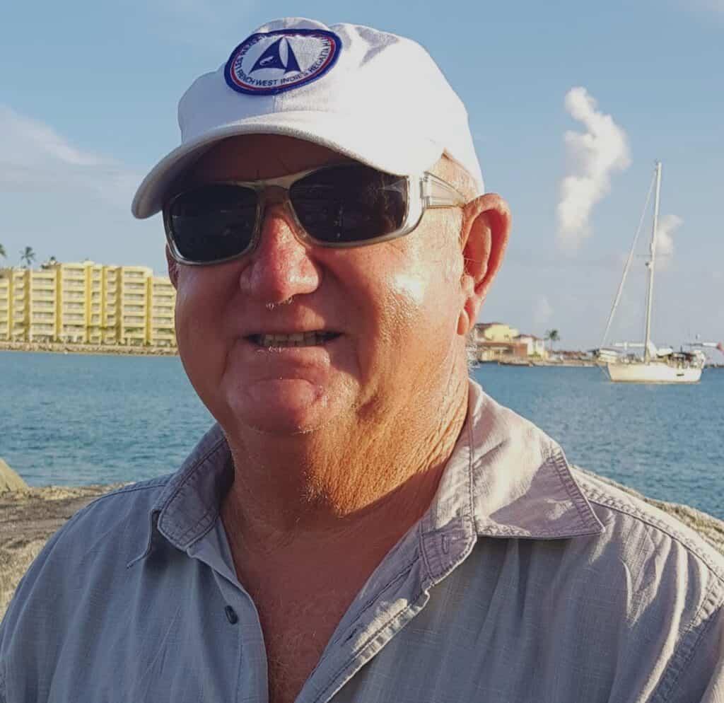ian martin yacht broker for catamaran guru