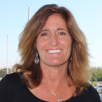 Cynthia Wummer florida yacht broker for catamaran guru