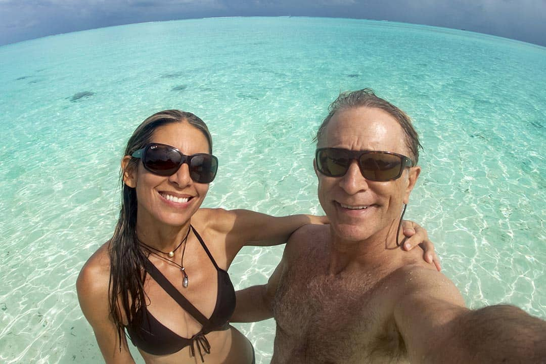 Catamaran Live Aboard Couple